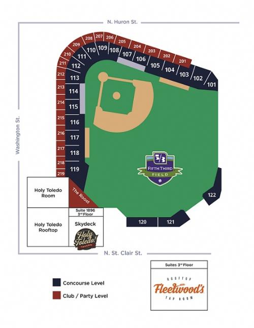 2019 Mud Hens Vs Columbus Clippers On 922019 Tickets